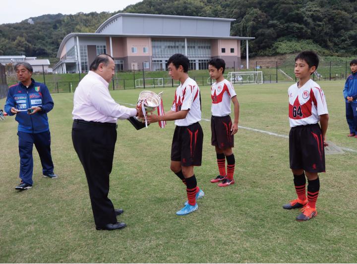 東山口ジュニアユースサッカー大会